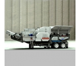 Mobile Primary Impact Crusher