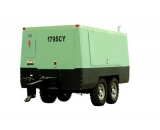 179SCY Diesel engine drive movable screw compressor