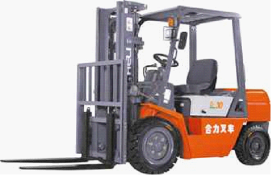 G-series 20-25T Internal Combustion Counterbalance Forklift Truck CPCD200- V/CPCD250-V